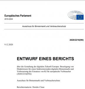 Der DStV schaltet sich ein – Digitaler EU-Binnenmarkt kein Einfallstor für den Abbau von Berufsrechten